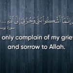 CURE FOR GRIEF AND SORROW – FRIENDS! DESIRE THAT WHICH IS BY ALLAH TA'ALA
