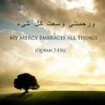 HADITH ON THE MERCY OF ALLAH TA'ALA